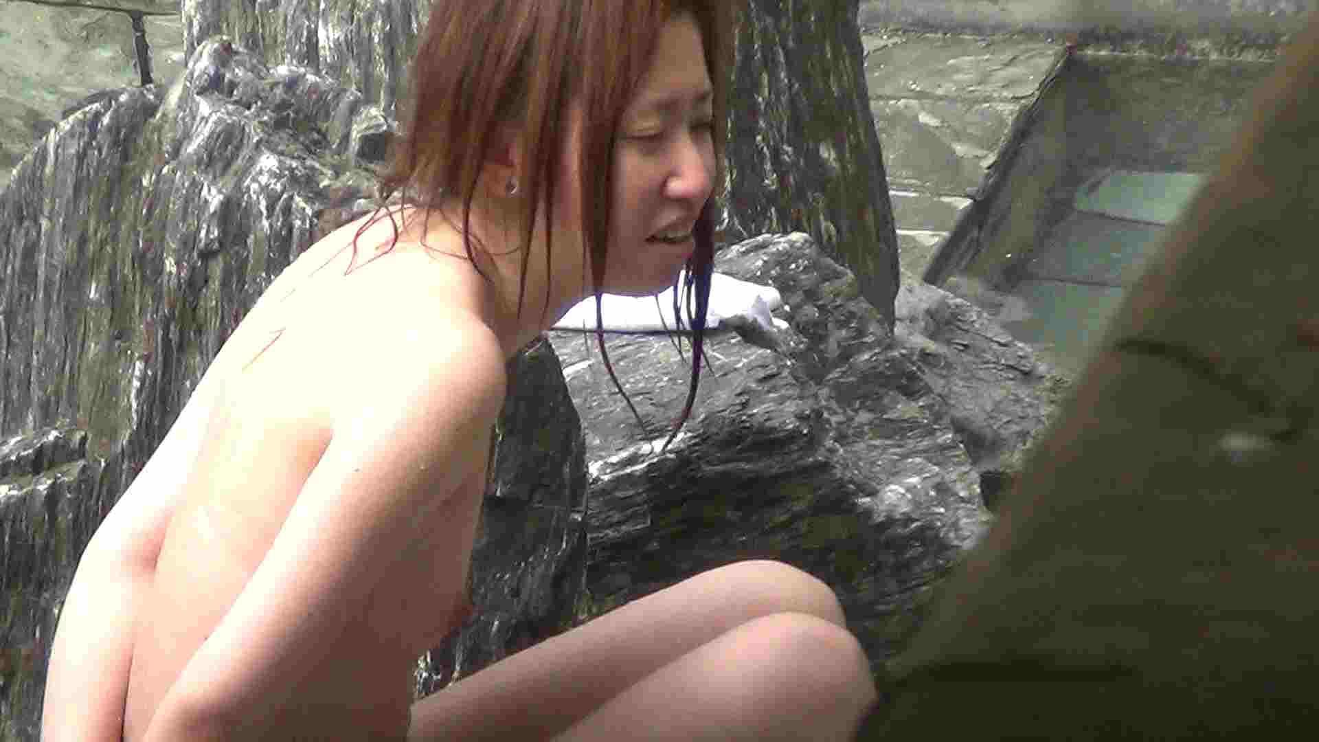 Aquaな露天風呂Vol.244 露天風呂 セックス画像 95連発 47