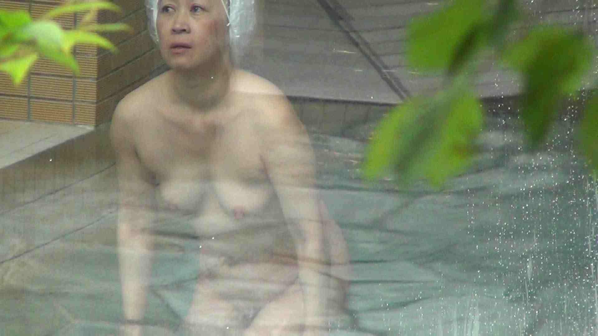 Aquaな露天風呂Vol.247 盗撮   露天風呂  83連発 55