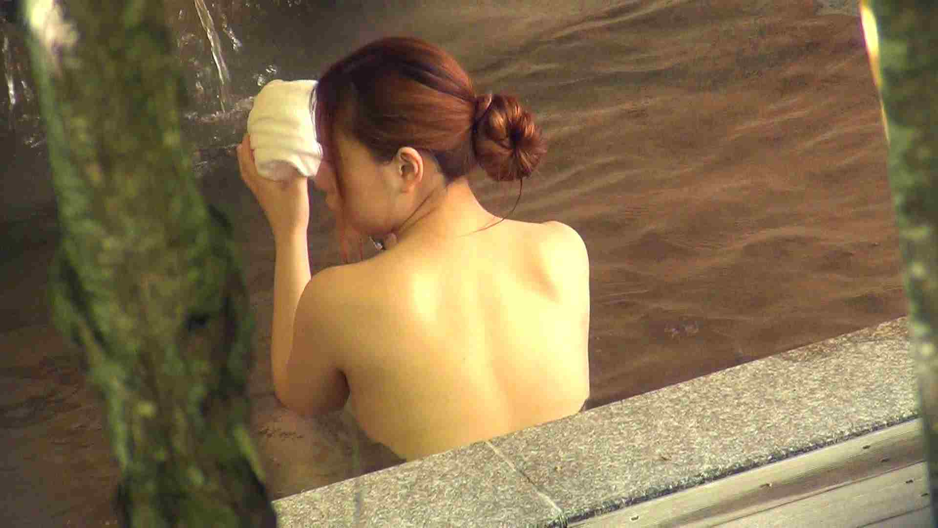 Aquaな露天風呂Vol.270 盗撮 エロ画像 74連発 26