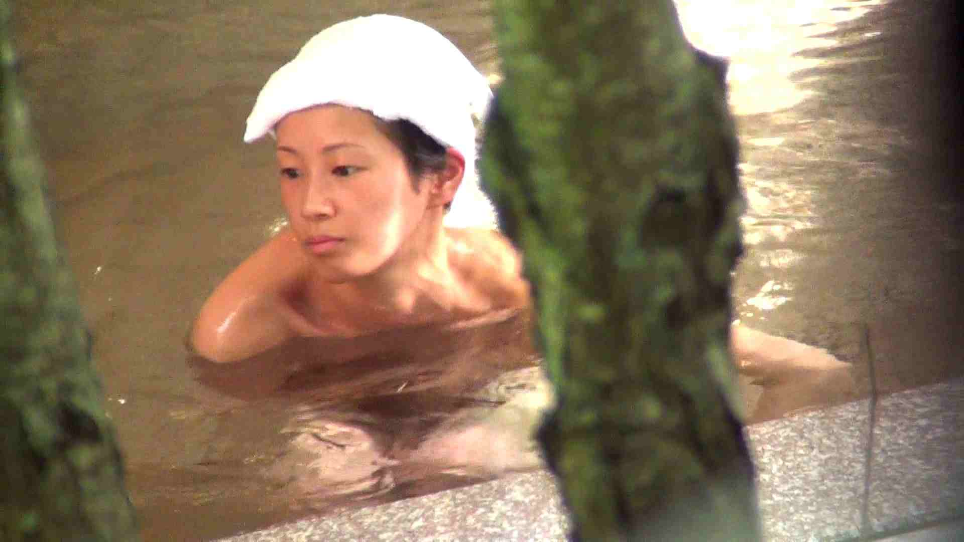 Aquaな露天風呂Vol.281 盗撮  57連発 48