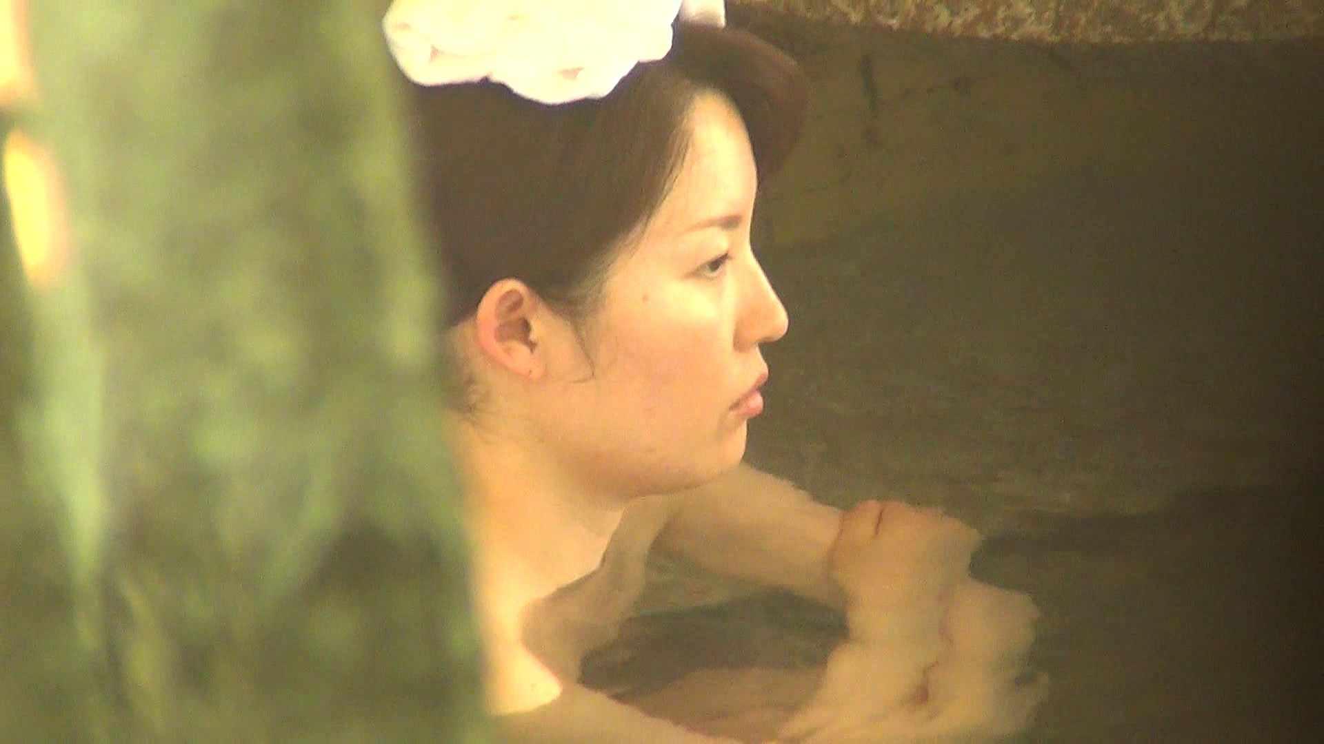 Aquaな露天風呂Vol.301 盗撮  112連発 99