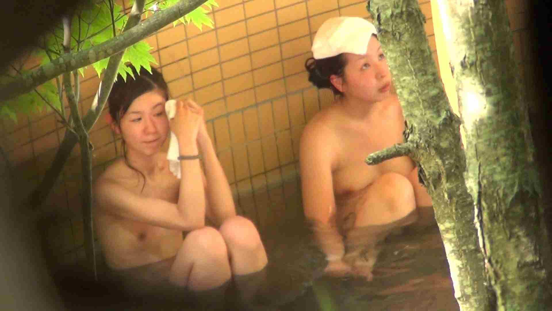 Aquaな露天風呂Vol.307 OLのエロ生活 | 露天風呂  30連発 19