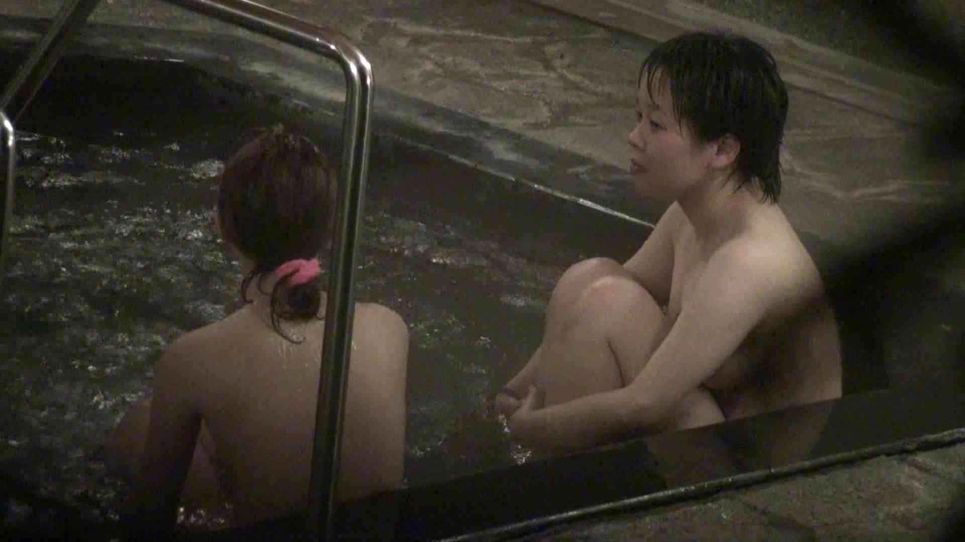 Aquaな露天風呂Vol.394 盗撮  101連発 12