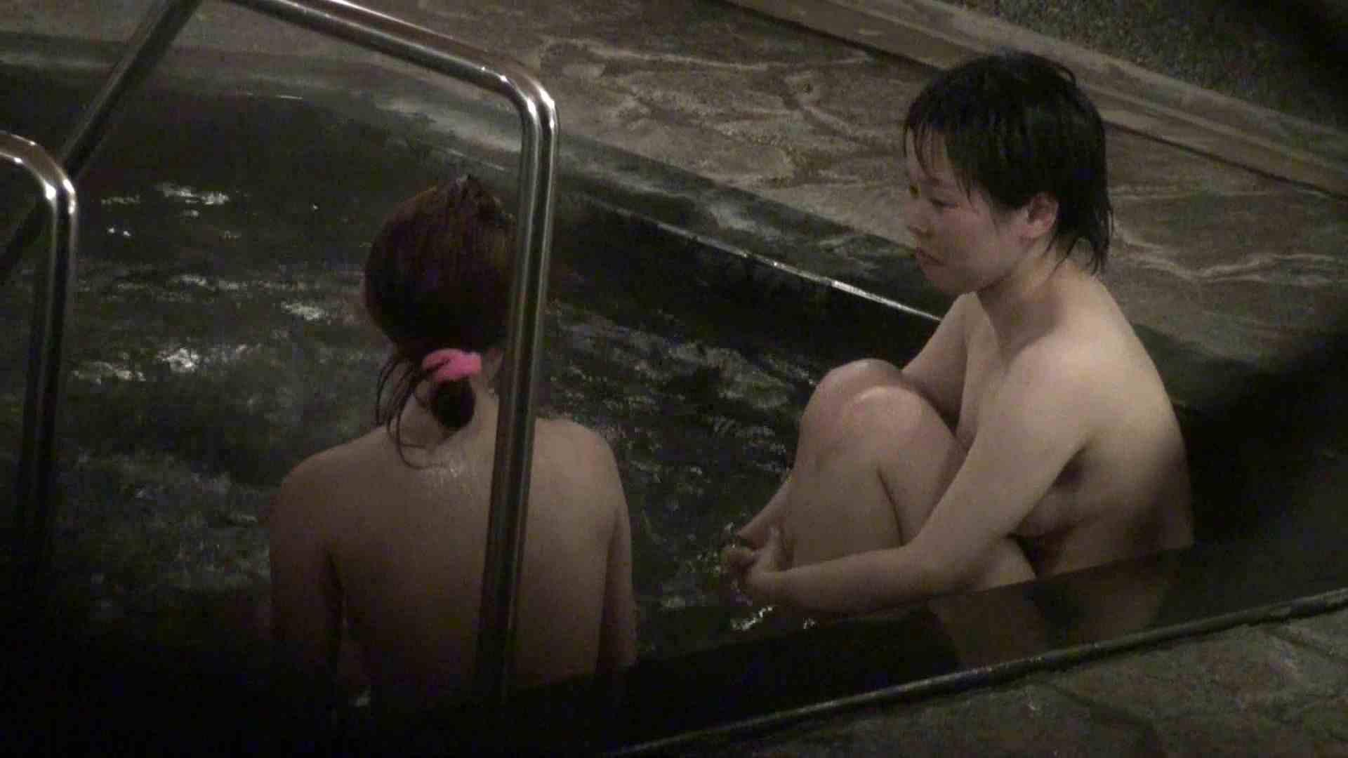 Aquaな露天風呂Vol.394 盗撮  101連発 18