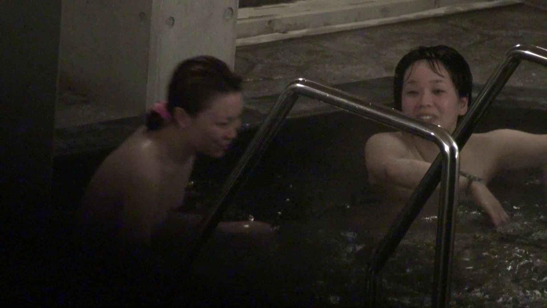 Aquaな露天風呂Vol.394 盗撮  101連発 69