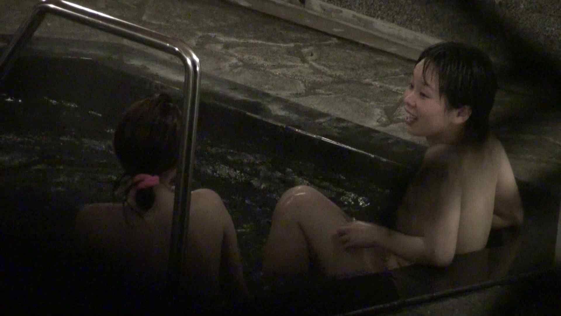 Aquaな露天風呂Vol.394 盗撮  101連発 90