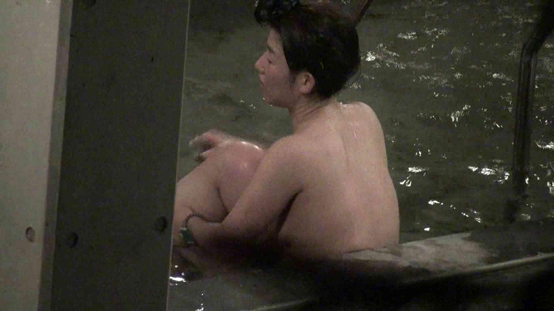 Aquaな露天風呂Vol.398 OLのエロ生活 盗み撮り動画キャプチャ 59連発 35