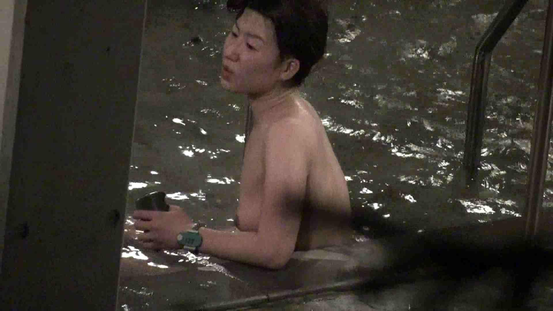 Aquaな露天風呂Vol.398 盗撮 | 露天風呂  59連発 52