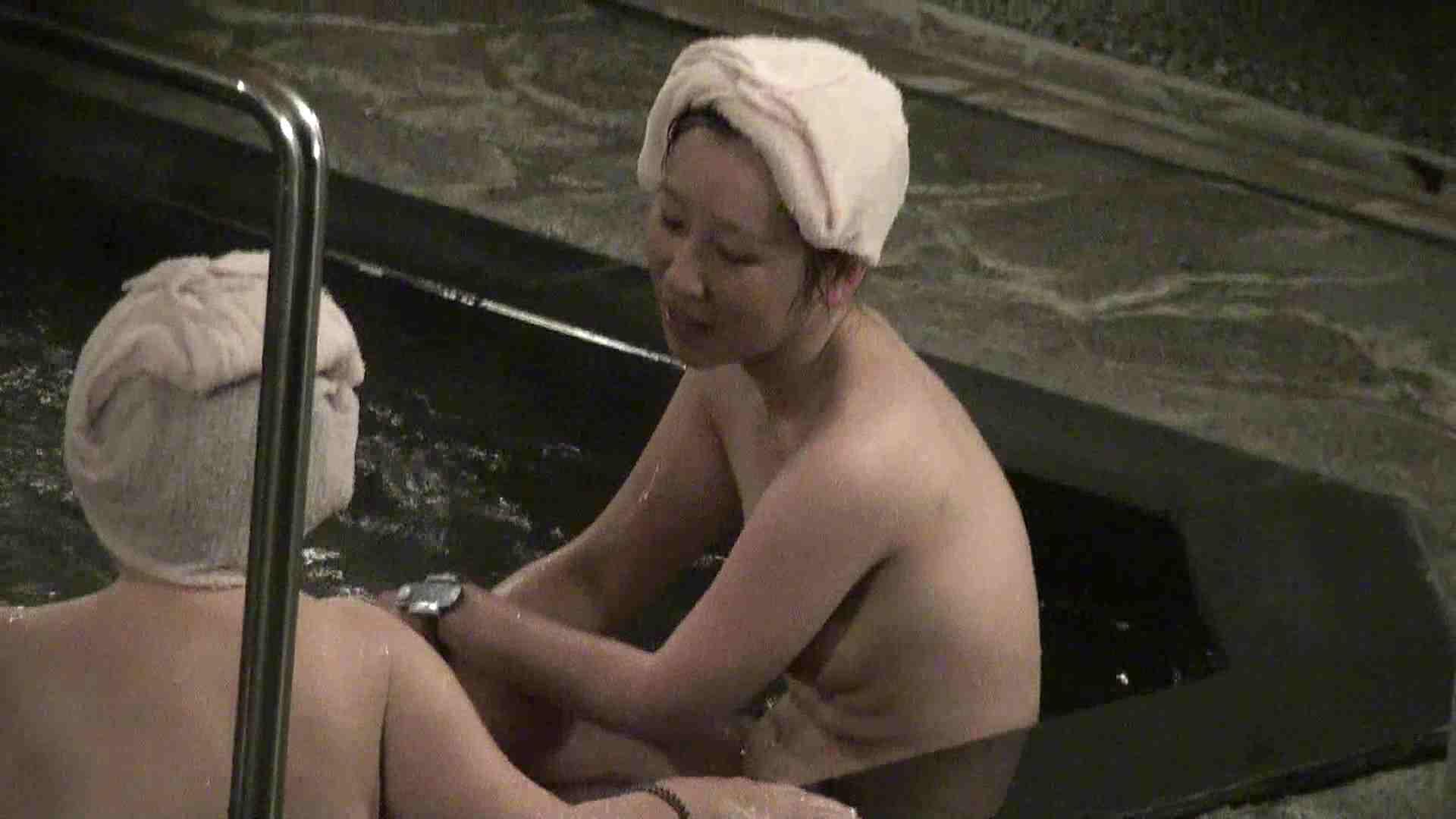 Aquaな露天風呂Vol.416 盗撮  25連発 24