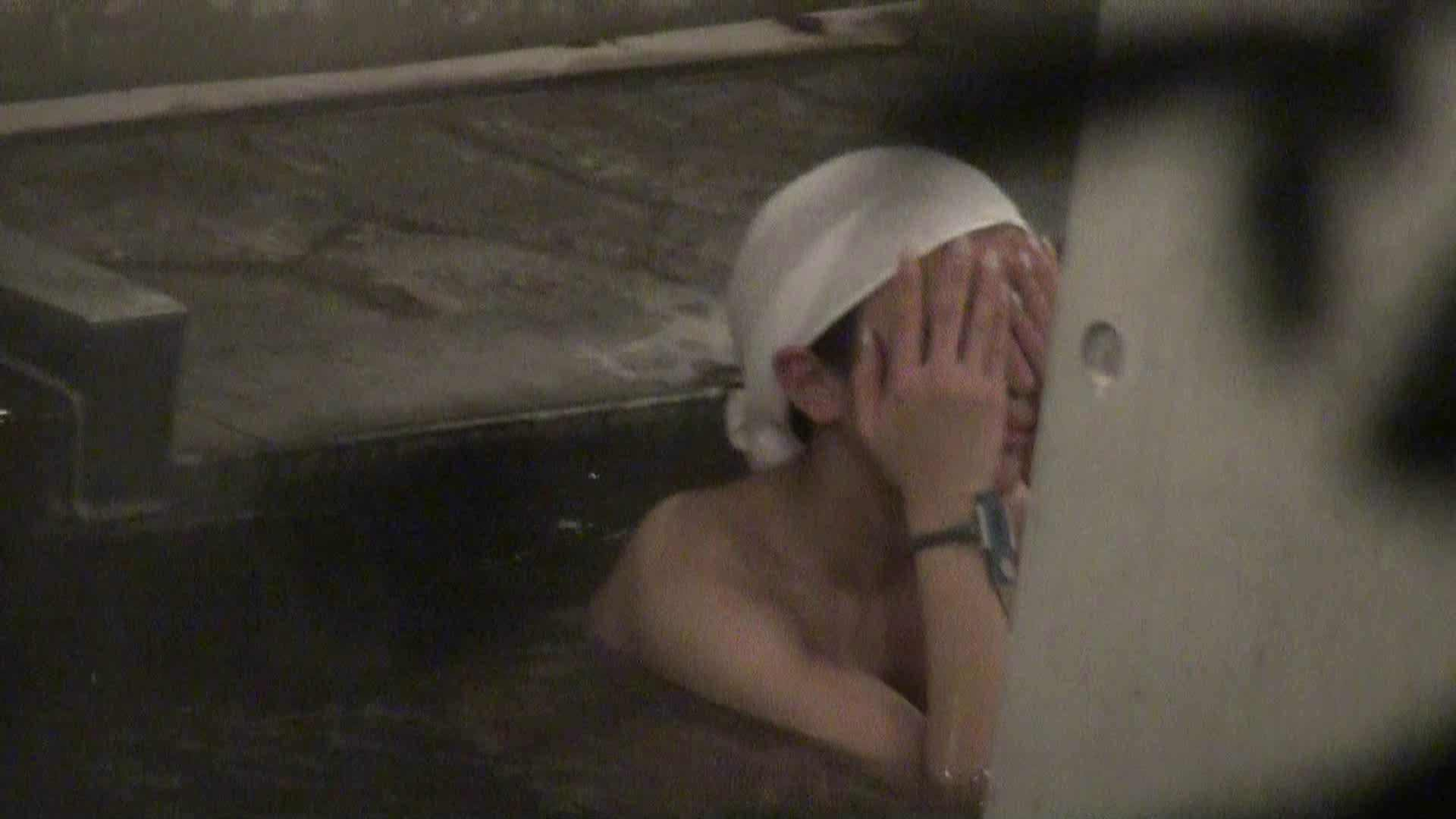 Aquaな露天風呂Vol.427 露天風呂 性交動画流出 46連発 38