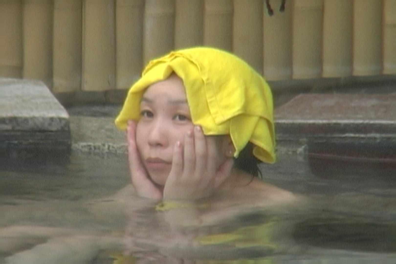 Aquaな露天風呂Vol.542 盗撮  69連発 60