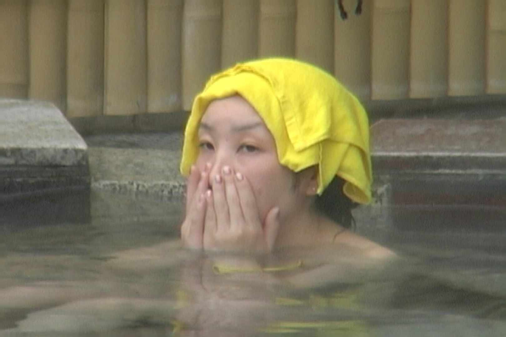 Aquaな露天風呂Vol.542 盗撮  69連発 66