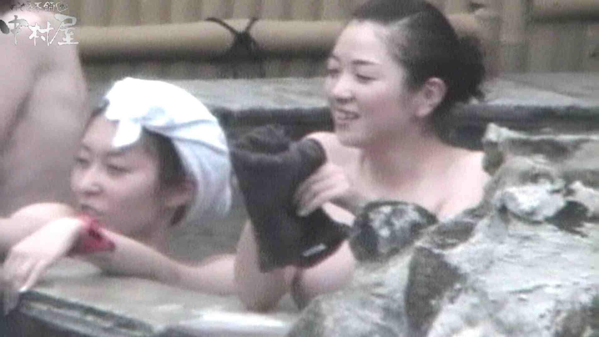 Aquaな露天風呂Vol.554 盗撮 濡れ場動画紹介 24連発 11
