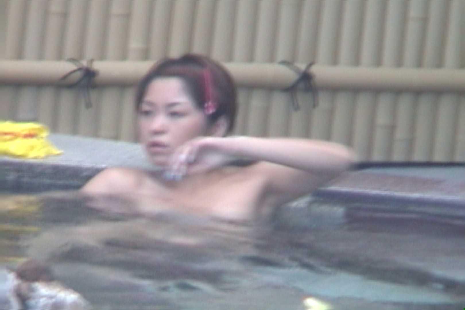 Aquaな露天風呂Vol.574 OLのエロ生活 エロ画像 95連発 44