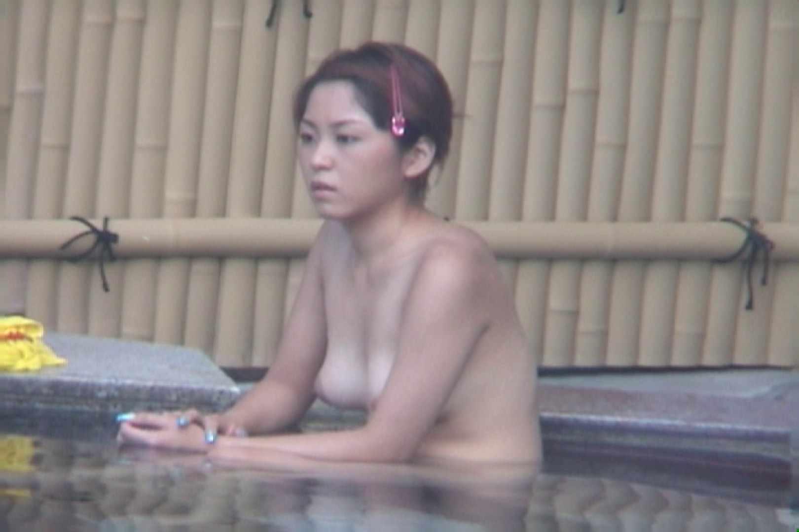 Aquaな露天風呂Vol.574 OLのエロ生活 エロ画像 95連発 62