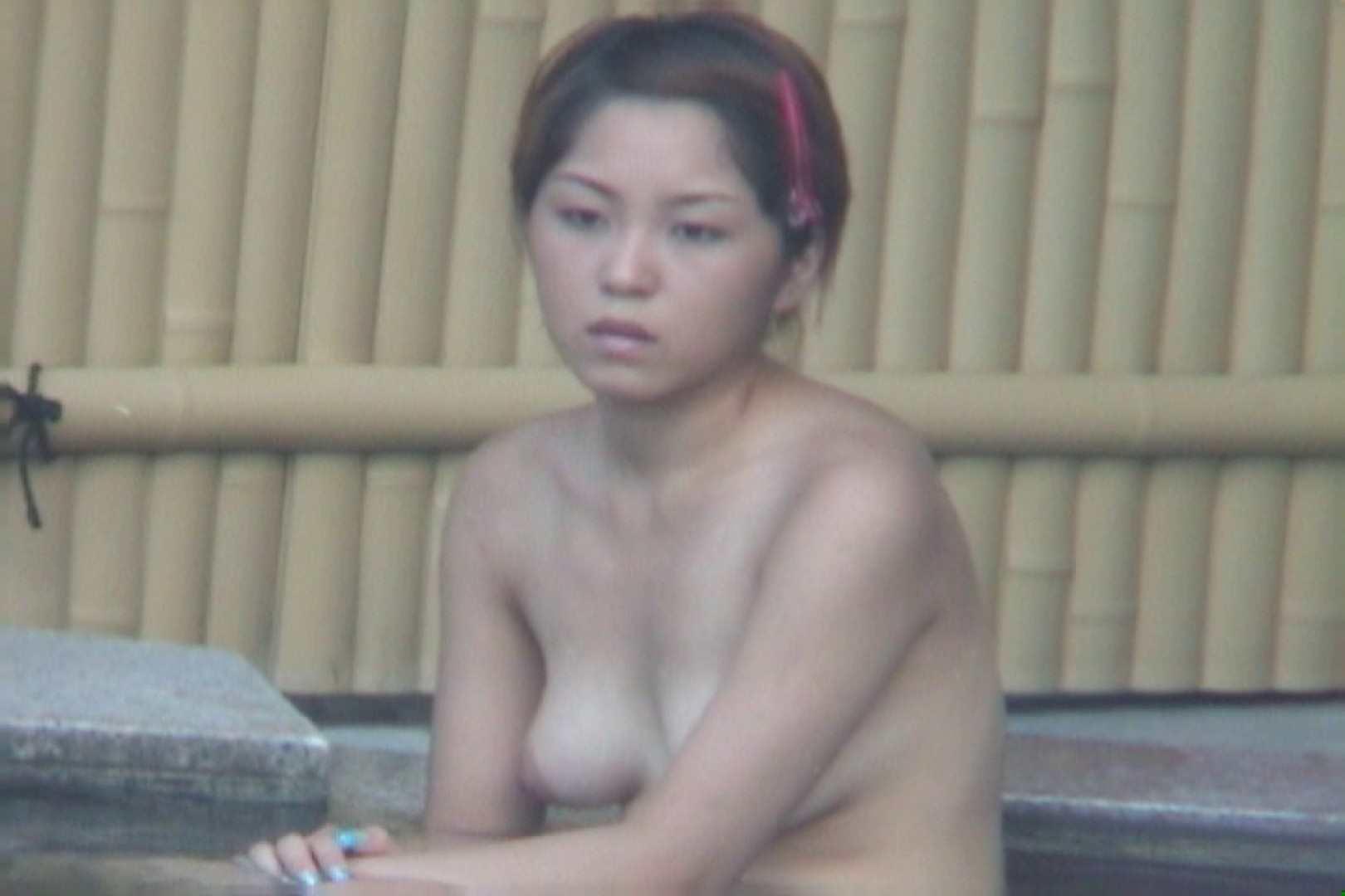 Aquaな露天風呂Vol.574 OLのエロ生活 エロ画像 95連発 71