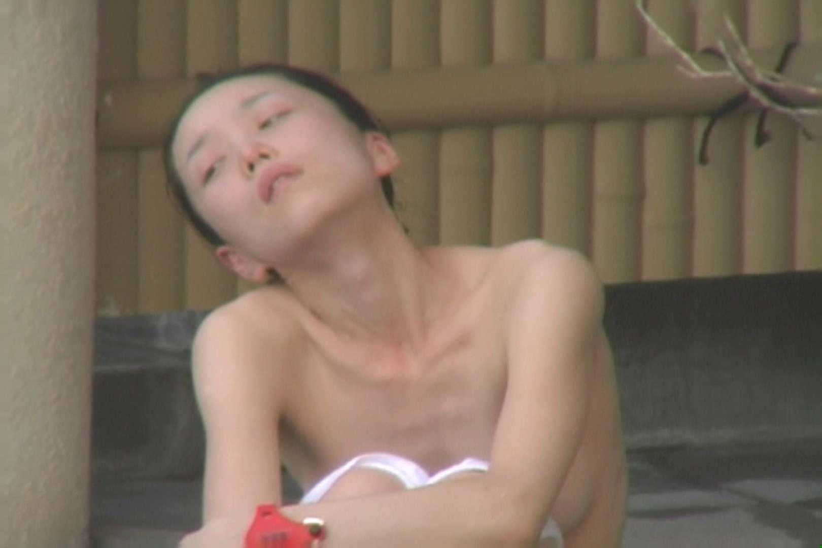 Aquaな露天風呂Vol.577 盗撮  44連発 33