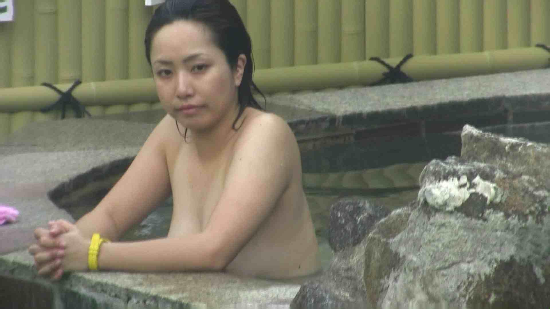 Aquaな露天風呂Vol.604 露天風呂   盗撮  84連発 4