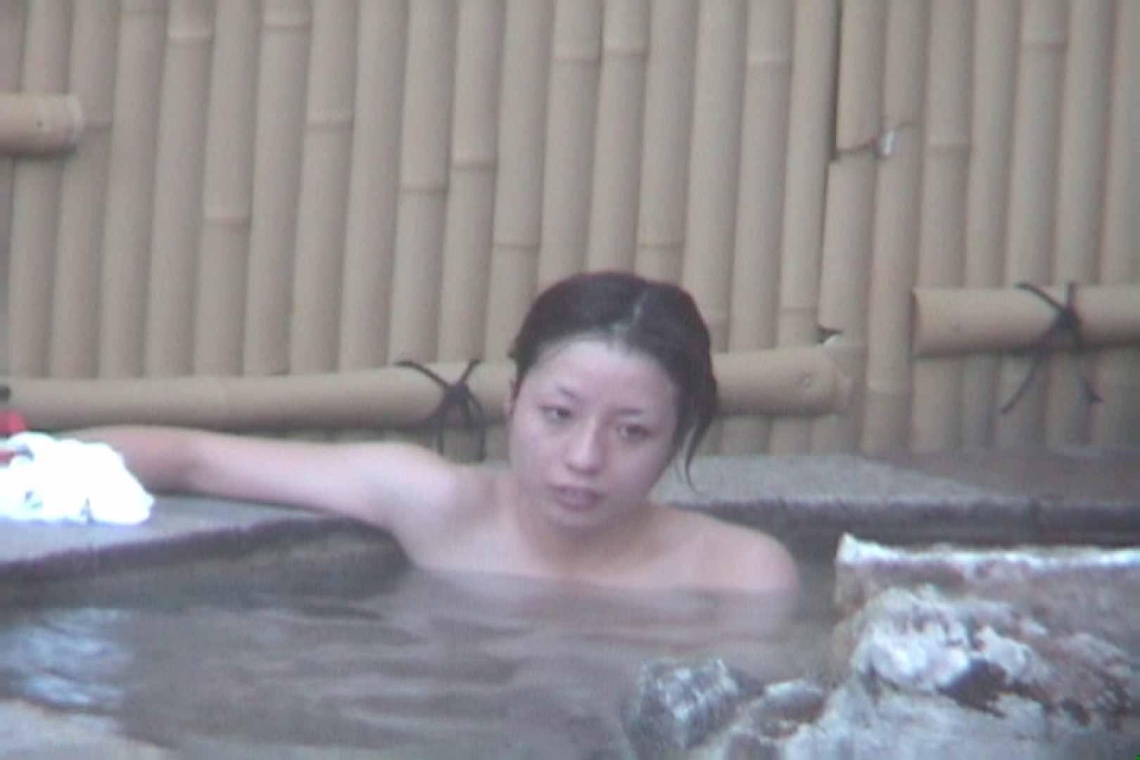 Aquaな露天風呂Vol.608 盗撮 戯れ無修正画像 69連発 35