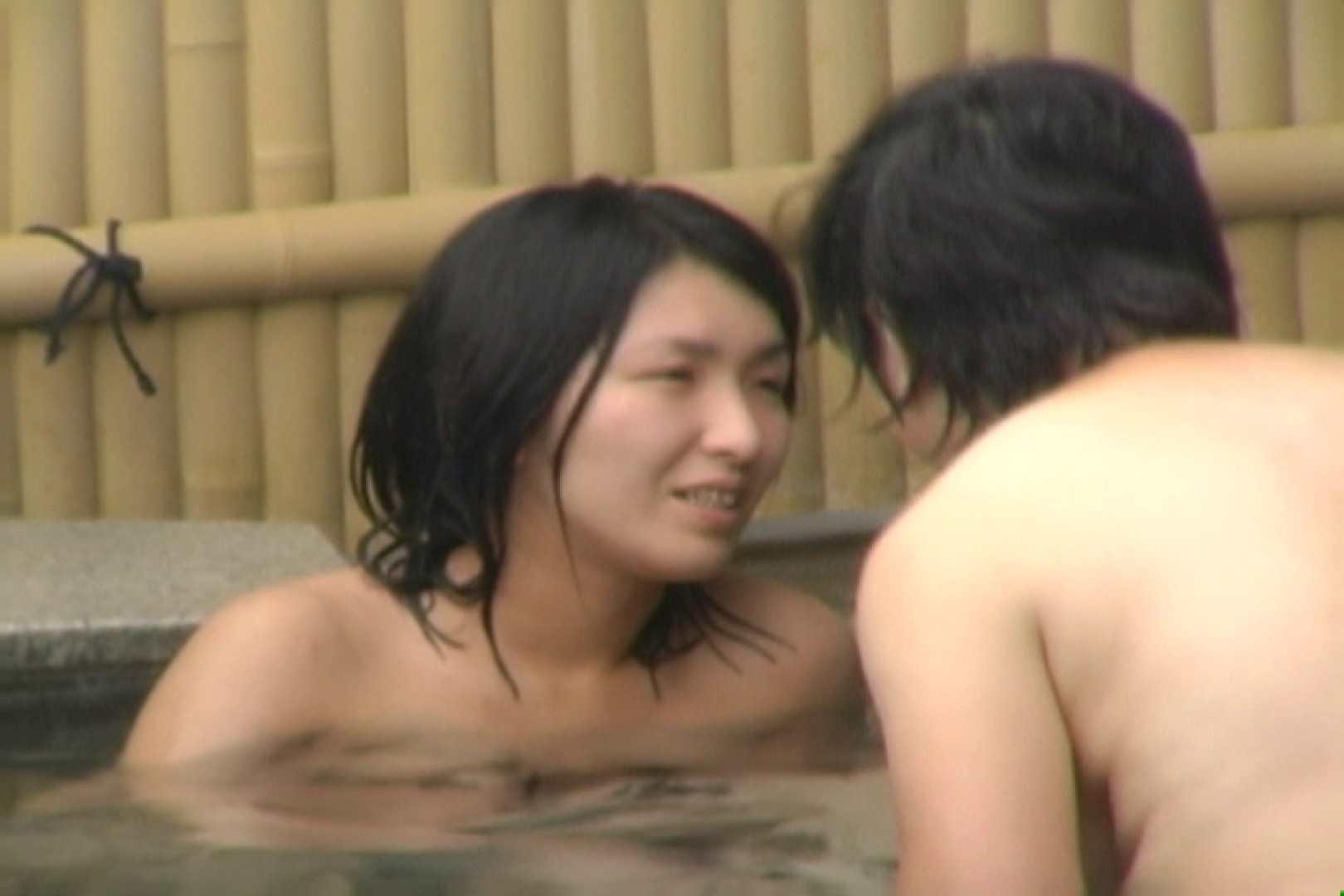 Aquaな露天風呂Vol.618 盗撮  67連発 60