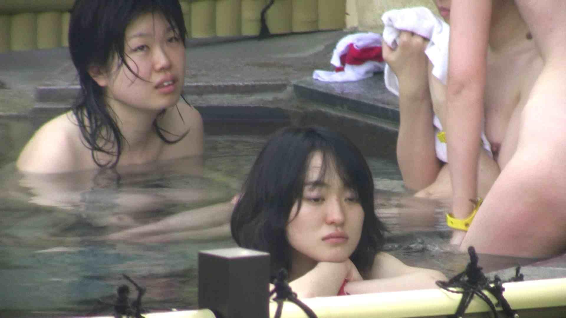 Aquaな露天風呂Vol.681 露天風呂 戯れ無修正画像 63連発 5