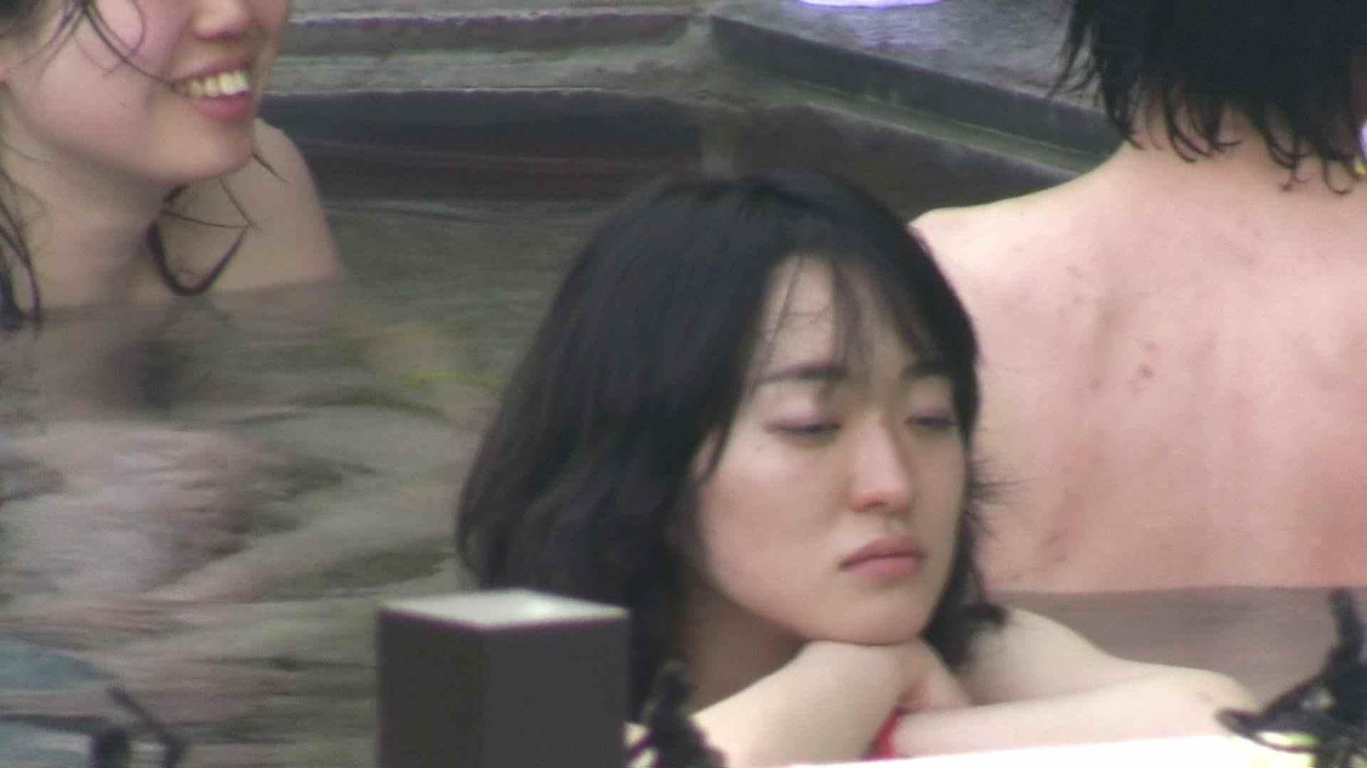 Aquaな露天風呂Vol.681 露天風呂 戯れ無修正画像 63連発 29