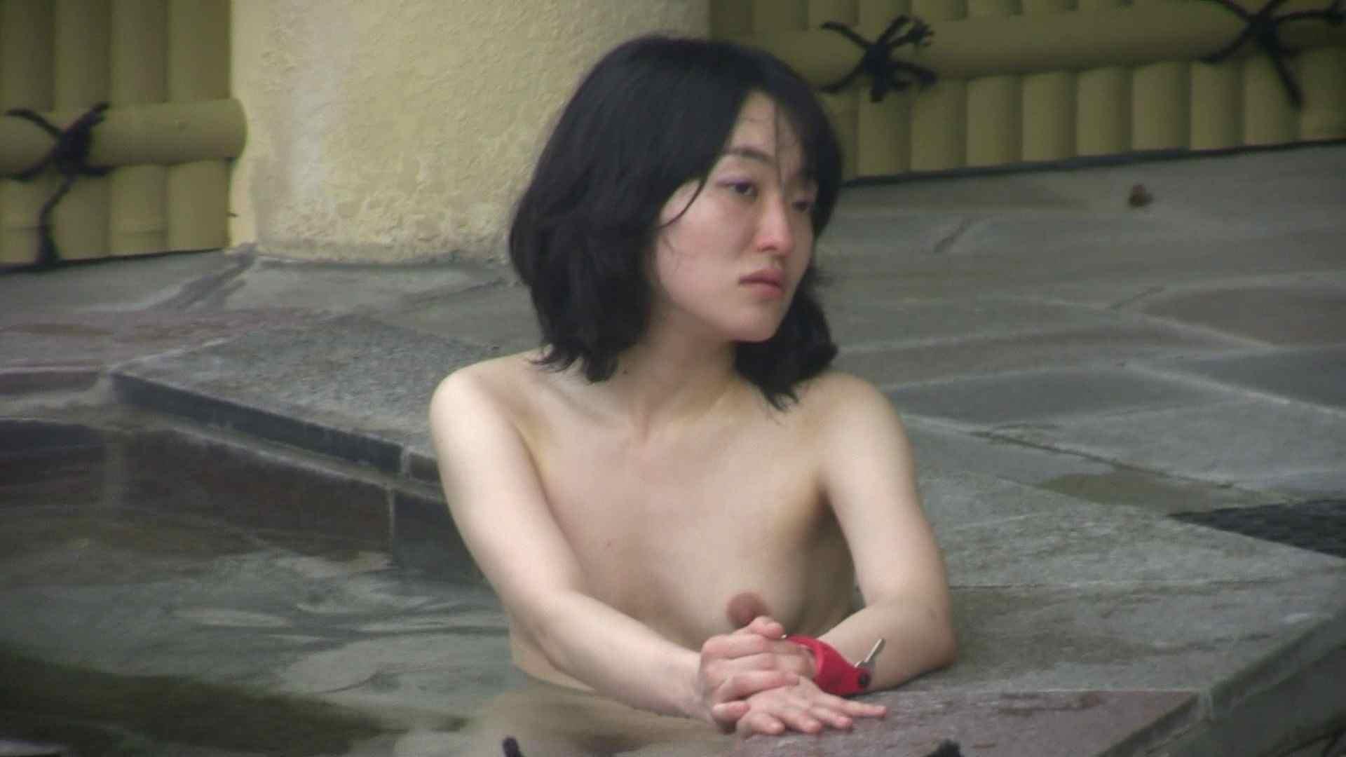 Aquaな露天風呂Vol.681 露天風呂 戯れ無修正画像 63連発 41