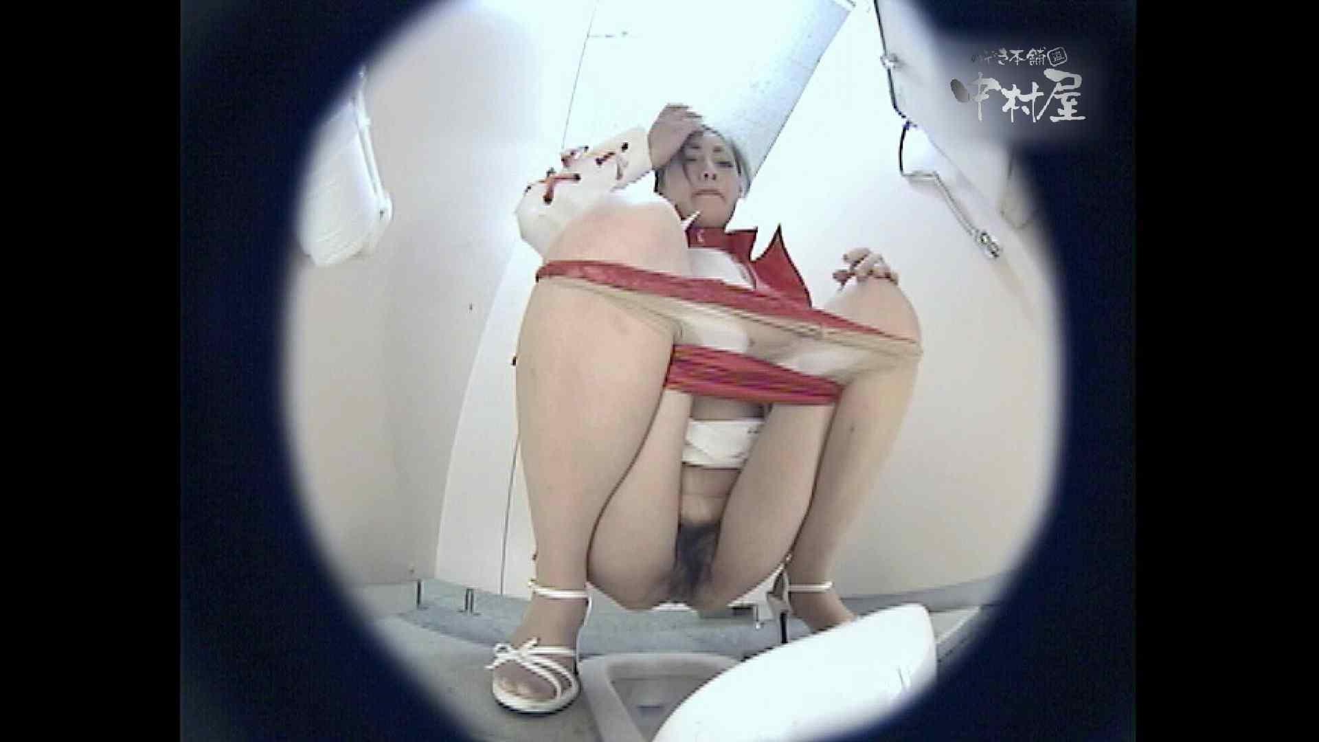 無料アダルト動画:レースクィーントイレ盗撮!Vol.12:のぞき本舗 中村屋