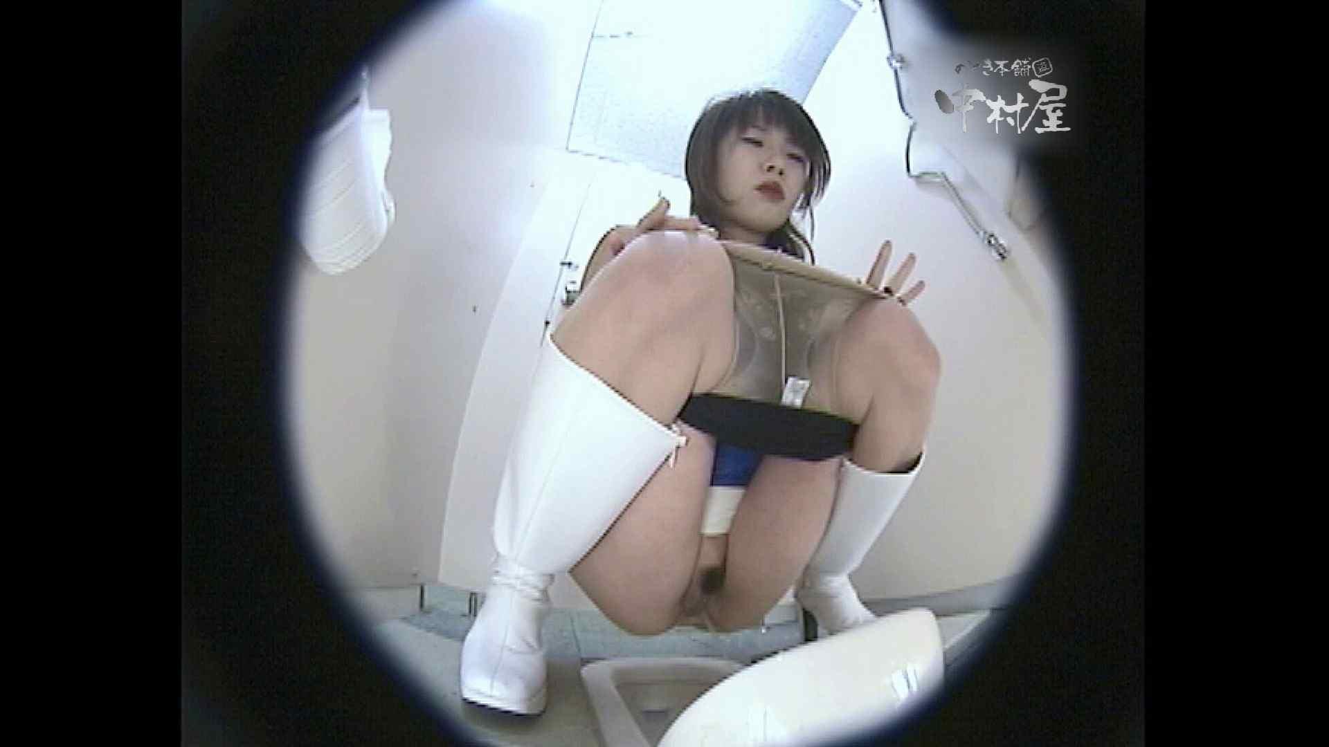 レースクィーントイレ盗撮!Vol.20 無修正マンコ のぞき動画画像 42連発 16