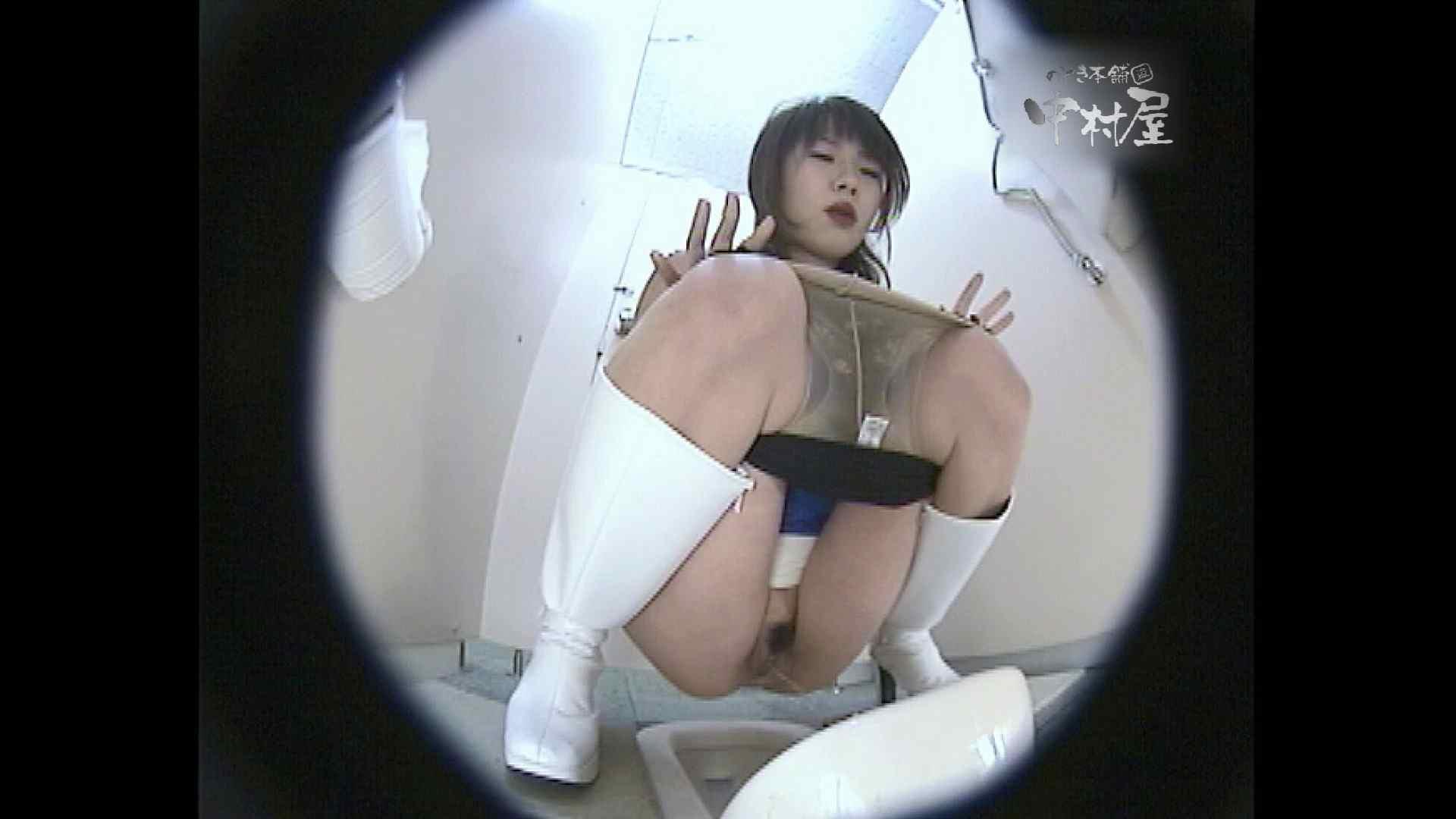 レースクィーントイレ盗撮!Vol.20 トイレ おめこ無修正画像 42連発 18
