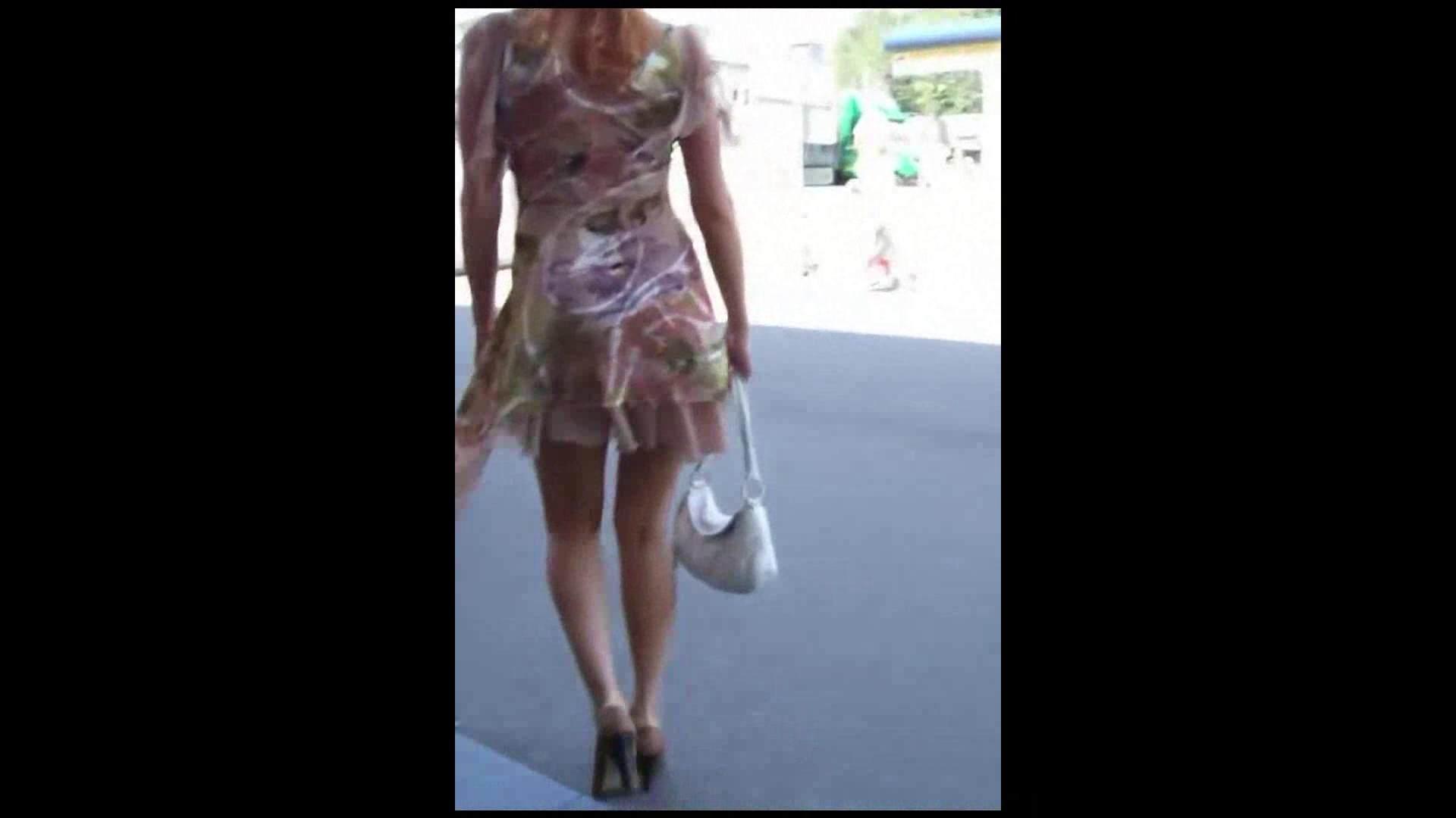 綺麗なモデルさんのスカート捲っちゃおう‼vol03 お姉さんのエロ生活  98連発 60