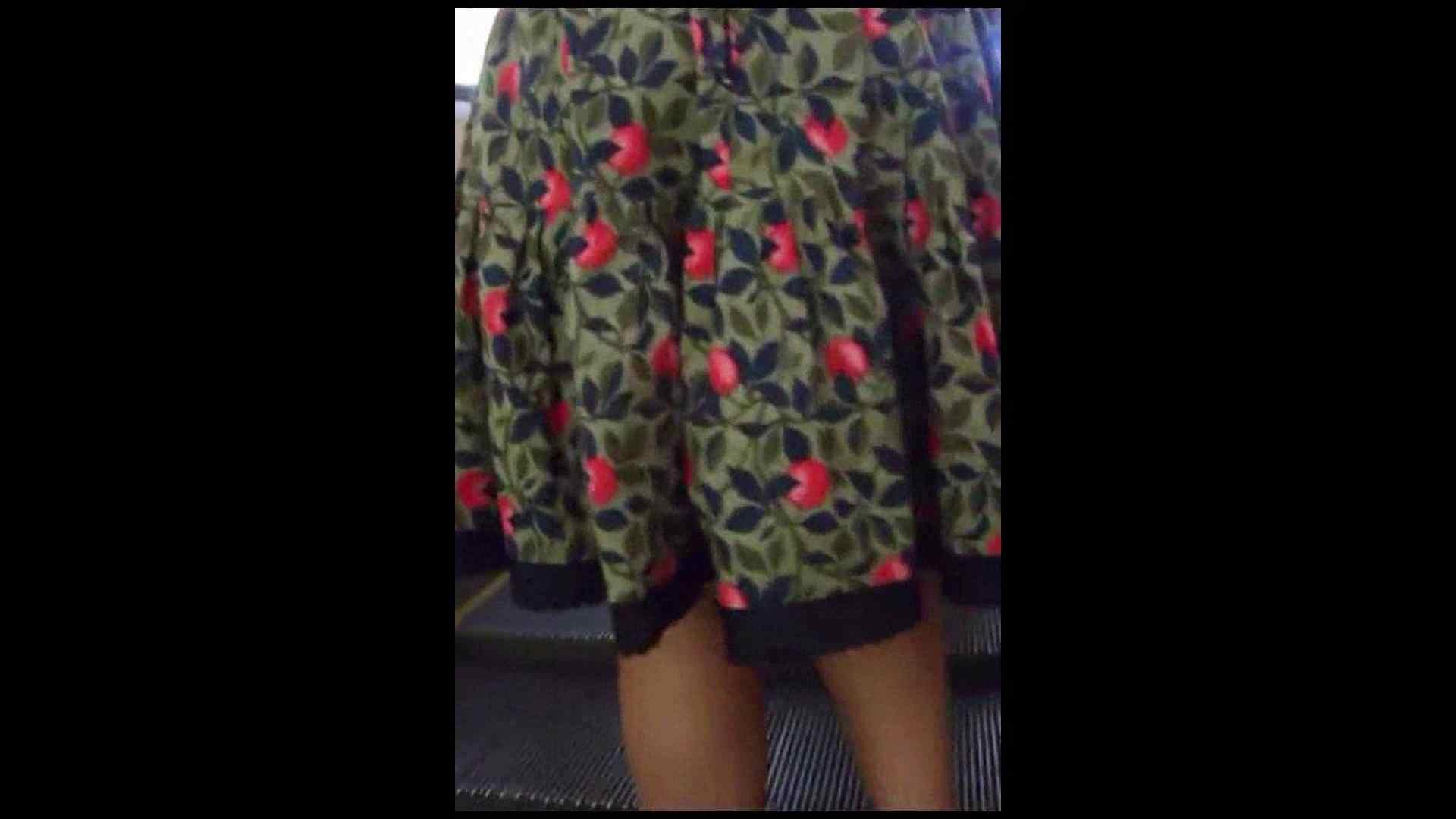綺麗なモデルさんのスカート捲っちゃおう‼vol03 お姉さんのエロ生活  98連発 81