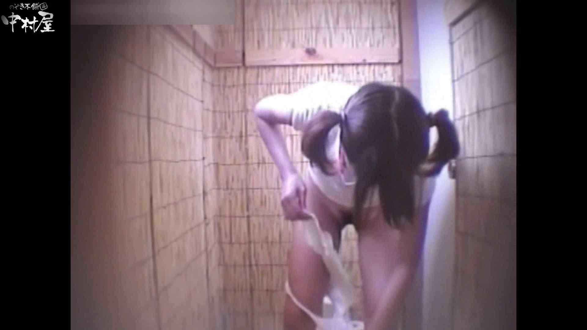 解禁!海の家4カメ洗面所vol.35 ギャルのエロ生活 のぞき動画画像 99連発 30