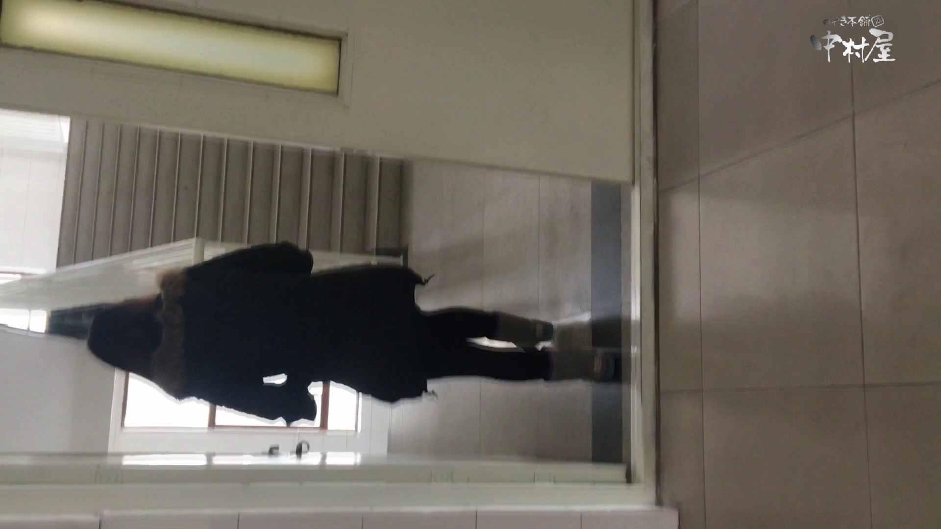 GOD HAND 芸術大学盗撮‼vol.83 洗面所 ぱこり動画紹介 100連発 23