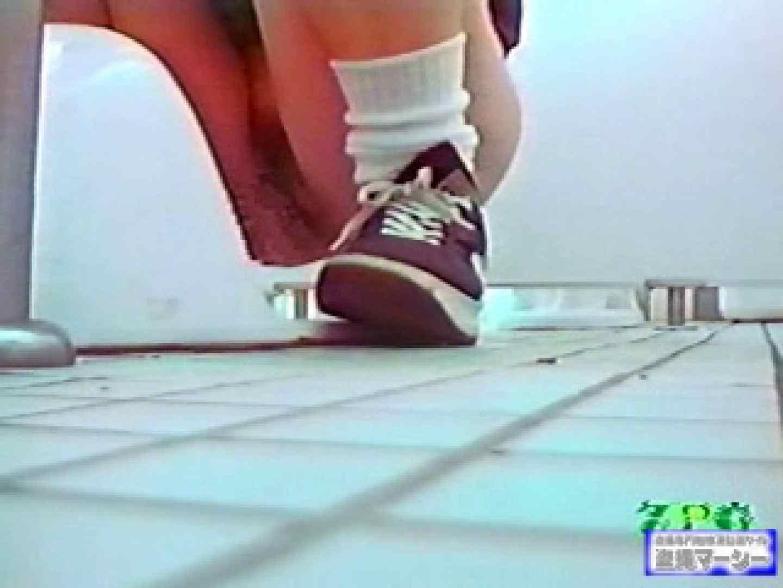 女子便所和式厠Ⅱ 厠 性交動画流出 110連発 18
