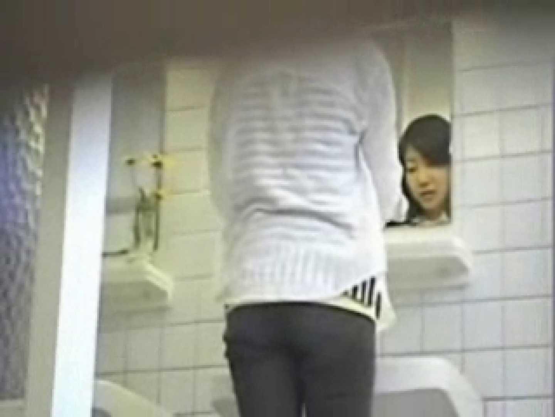無料アダルト動画:GOGO!S級GYL!洗面所! vol.09:のぞき本舗 中村屋