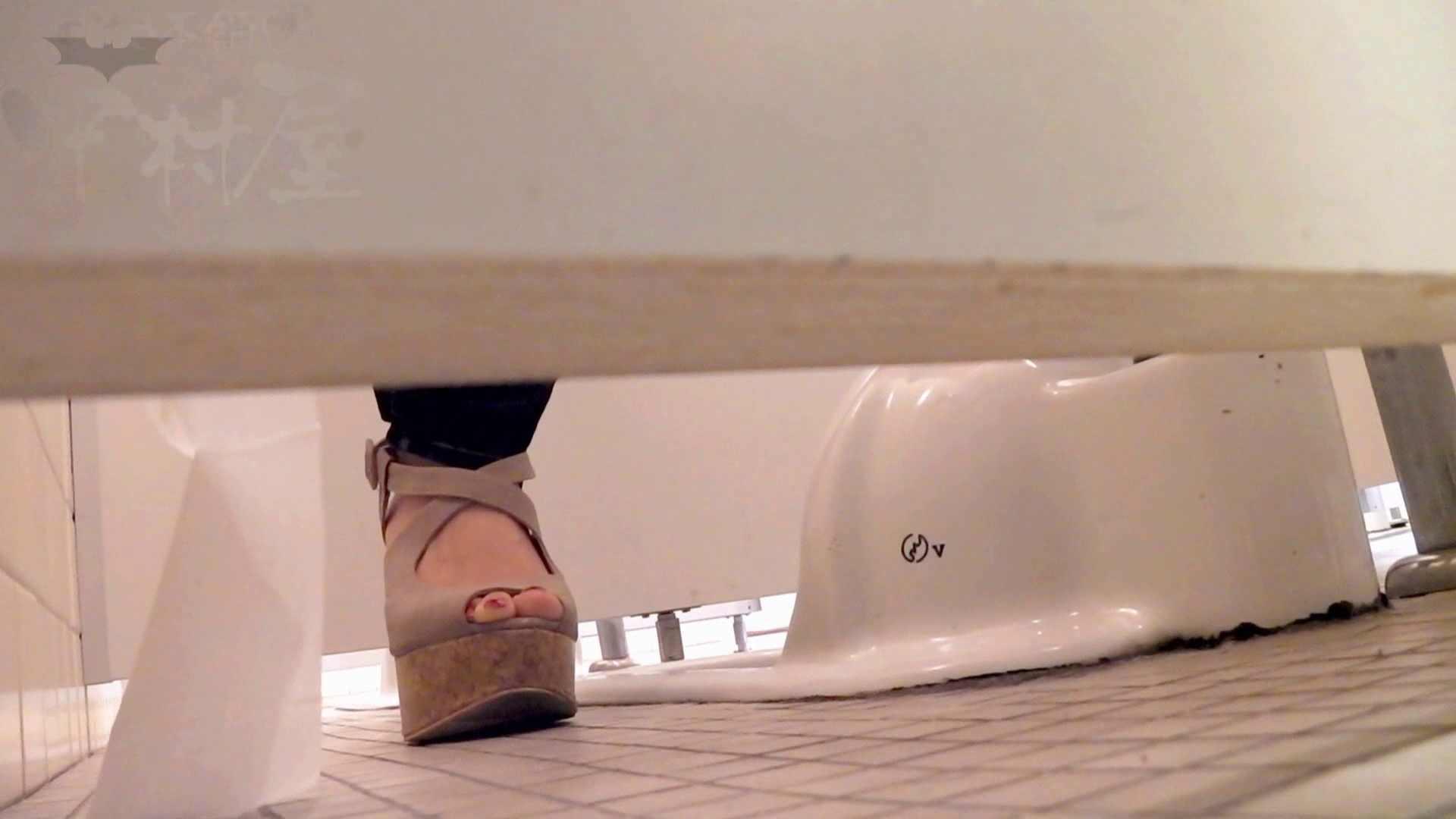 第三体育館潜入撮File015 「進化」の最後に登場した美人がついに入室! トイレ アダルト動画キャプチャ 25連発 6