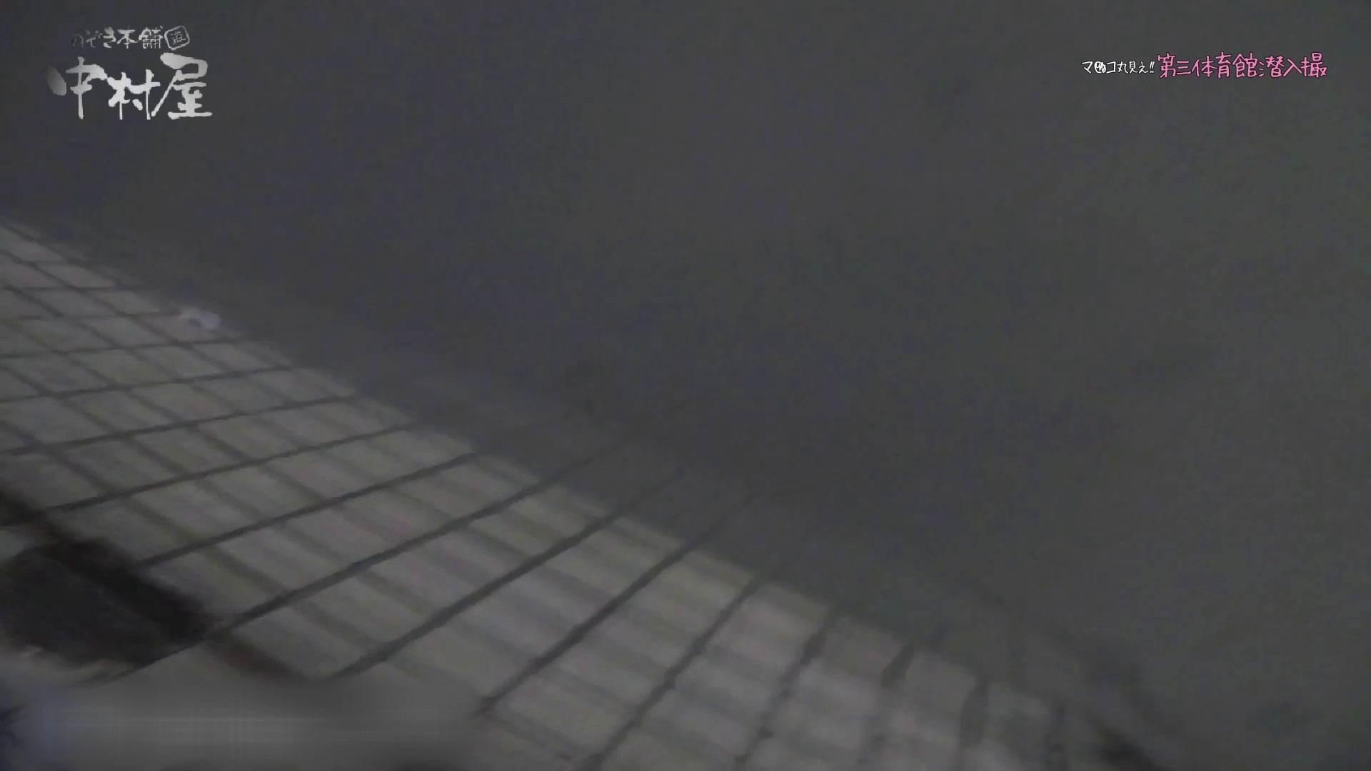 第三体育館File044長身のバレー部員が目の前の個室に入ってくれました。前編 アスリート 覗きおまんこ画像 82連発 11