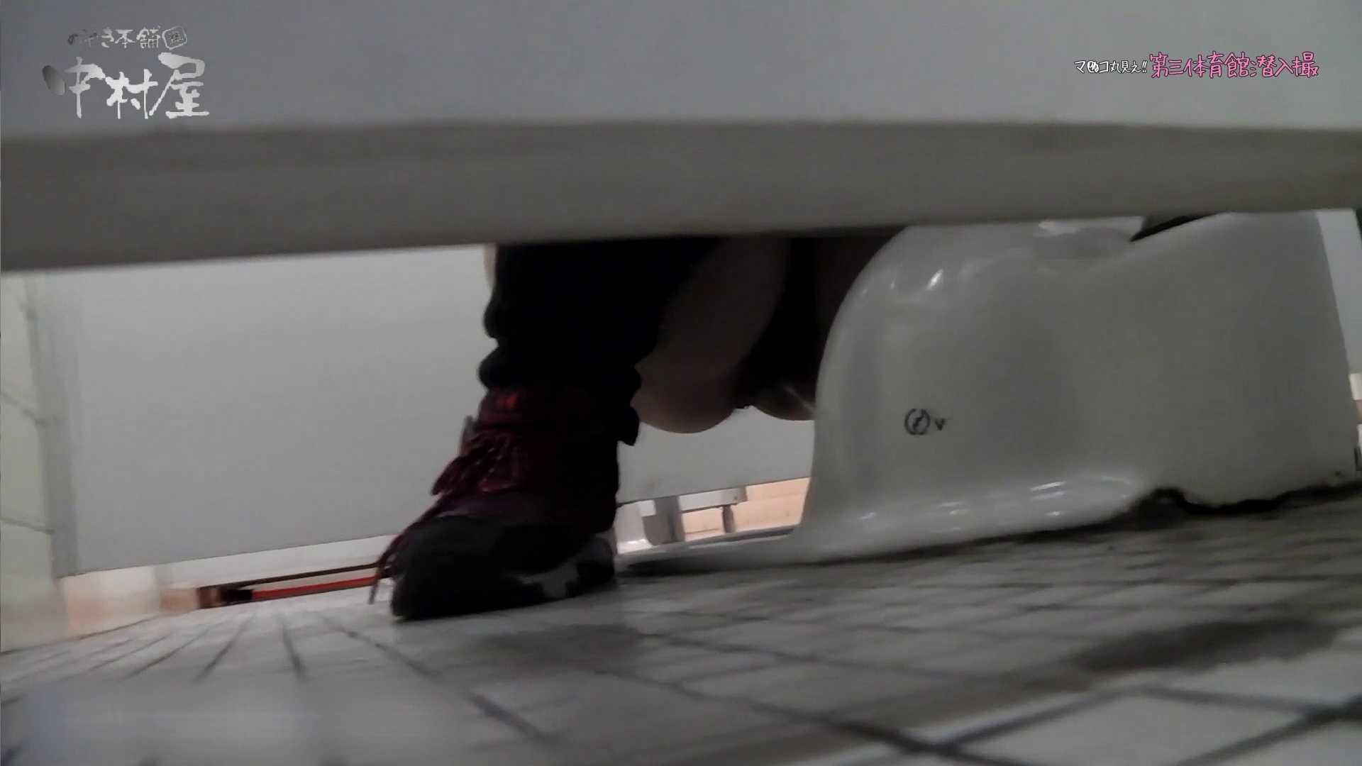 第三体育館File044長身のバレー部員が目の前の個室に入ってくれました。後編 美女   排泄  73連発 66