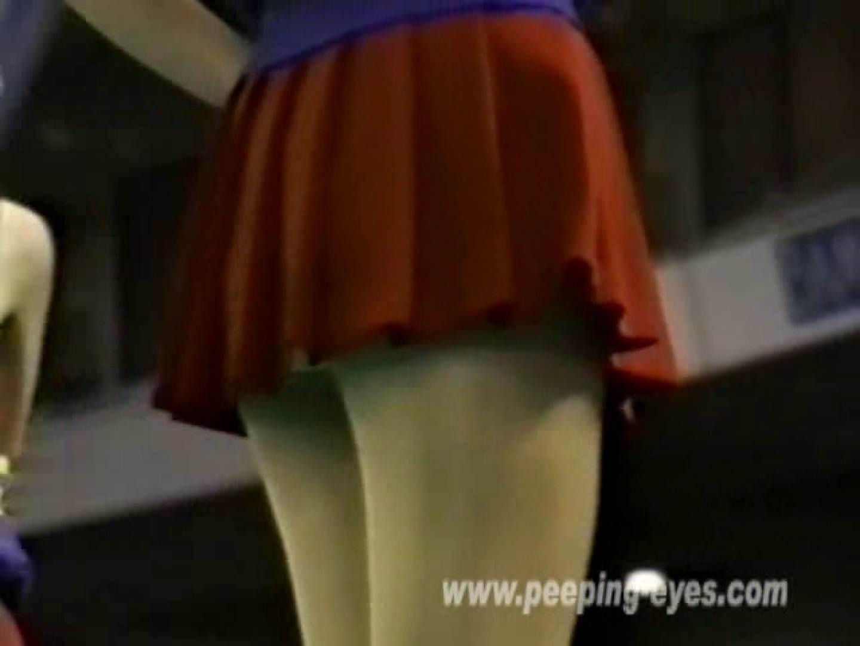 突撃チアマン秘蔵コレクションGOGO!チアガール Vol.09 ギャルの下半身 | 丸見え  83連発 53
