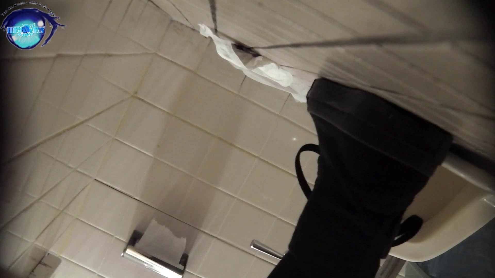 お銀さんの「洗面所突入レポート!!」 vol.50 特別編 前編 OLのエロ生活 | 洗面所  26連発 15