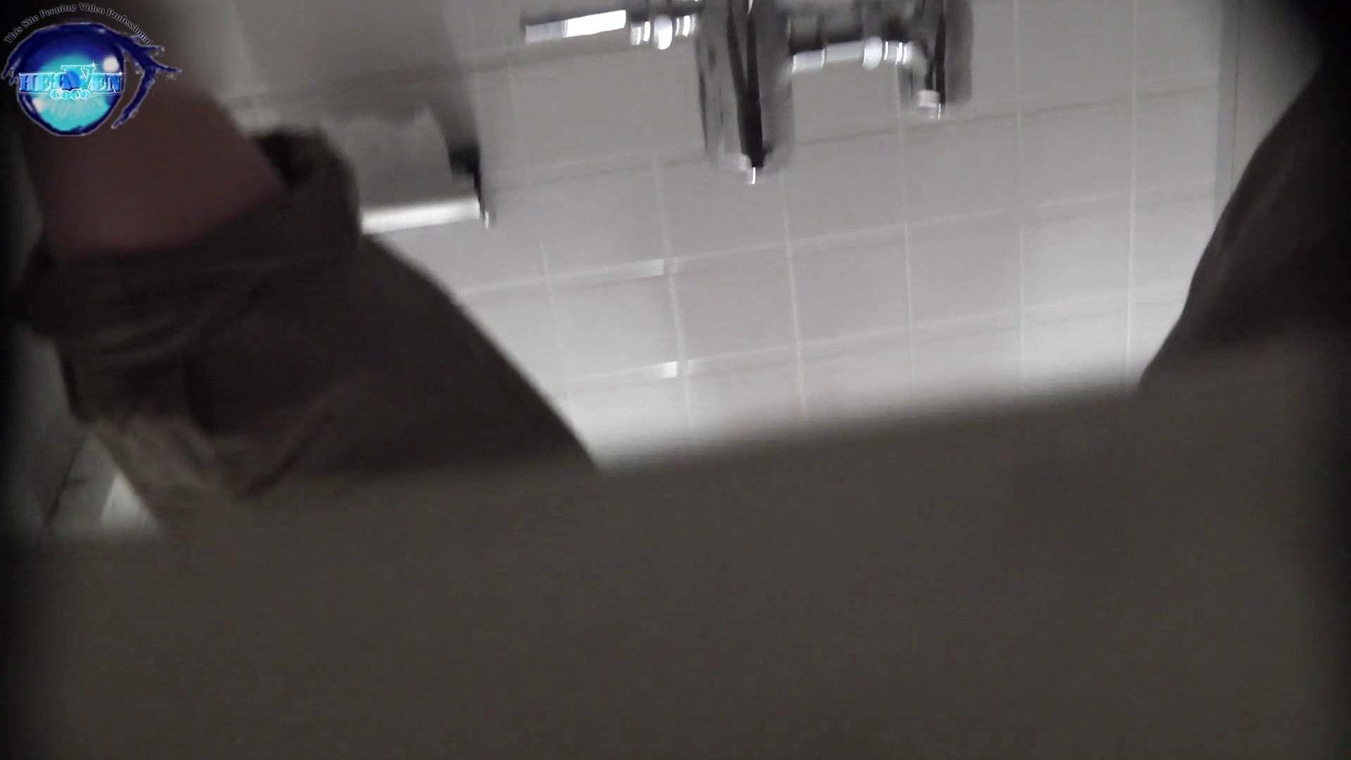 お銀さんの「洗面所突入レポート!!」 vol.50 特別編 前編 OLのエロ生活 | 洗面所  26連発 21