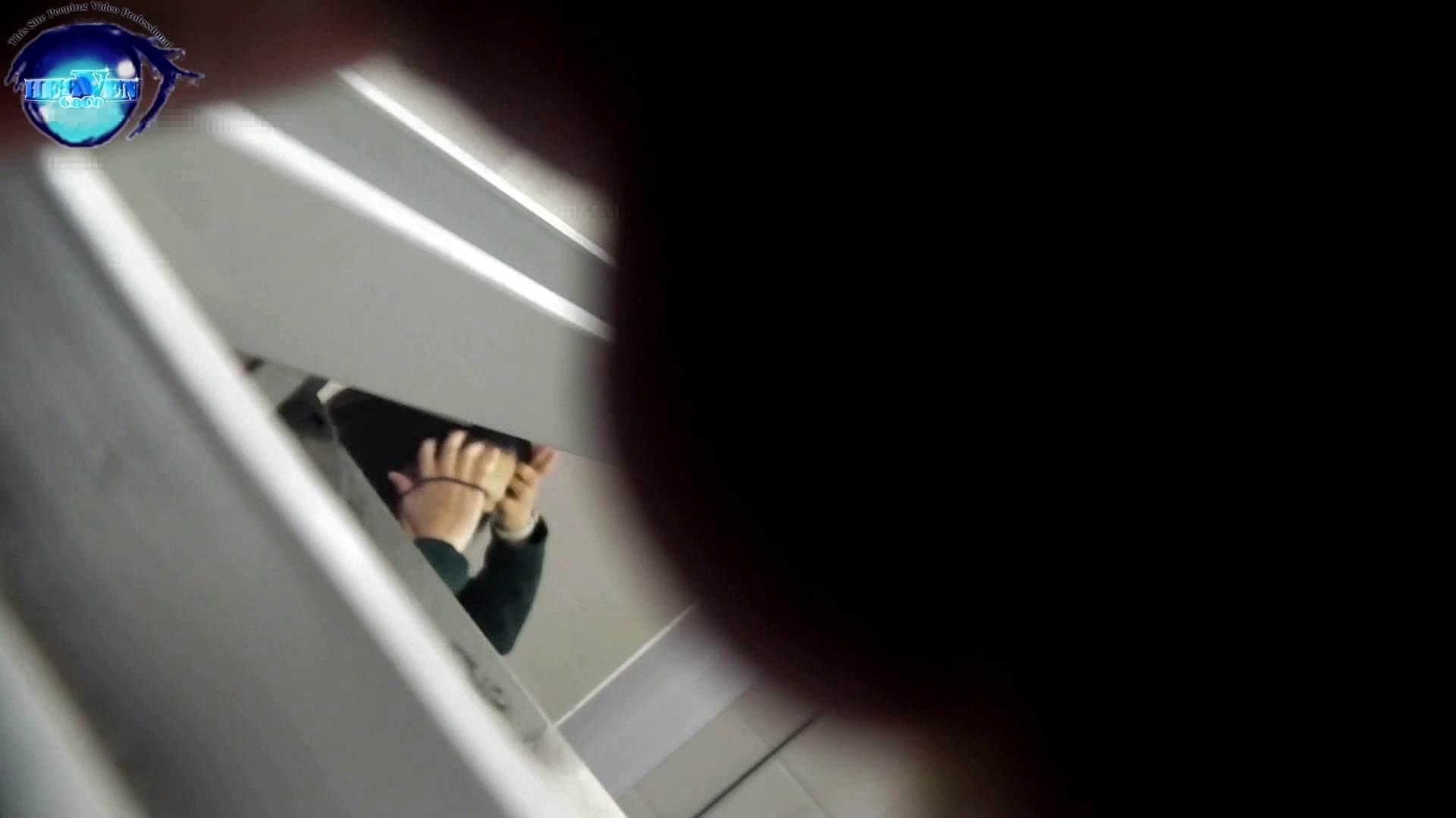お銀さんの「洗面所突入レポート!!」 vol.54 エロすぎる捻り?前編 OLのエロ生活 | 洗面所  76連発 67