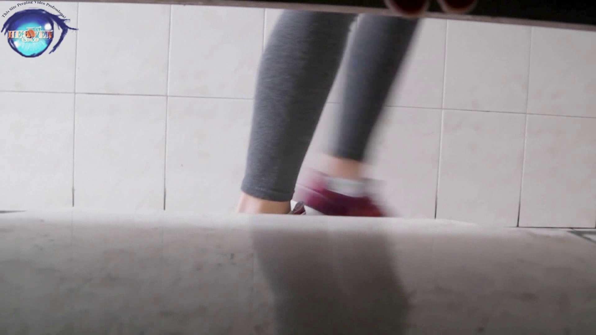 お銀さんの洗面所突入レポート!!vol.63 あれ?チラっチラって。気づいてます?後編 排泄 エロ画像 74連発 8