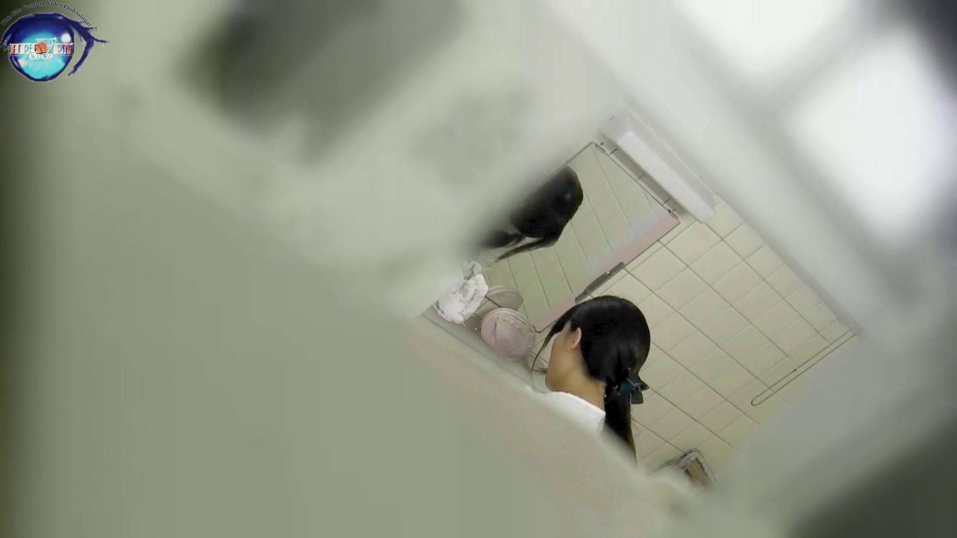 洗面所突入レポート!!お銀 vol.67 新たな場所への挑戦が始まる!!後編 OLのエロ生活  95連発 93