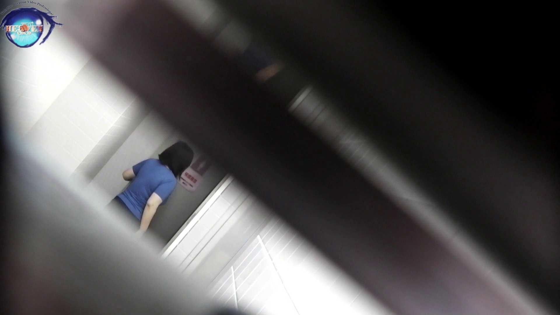 無料アダルト動画:洗面所突入レポート!!お銀 vol.68 無謀に通路に飛び出て一番明るいフロント撮り実現 後編:のぞき本舗 中村屋