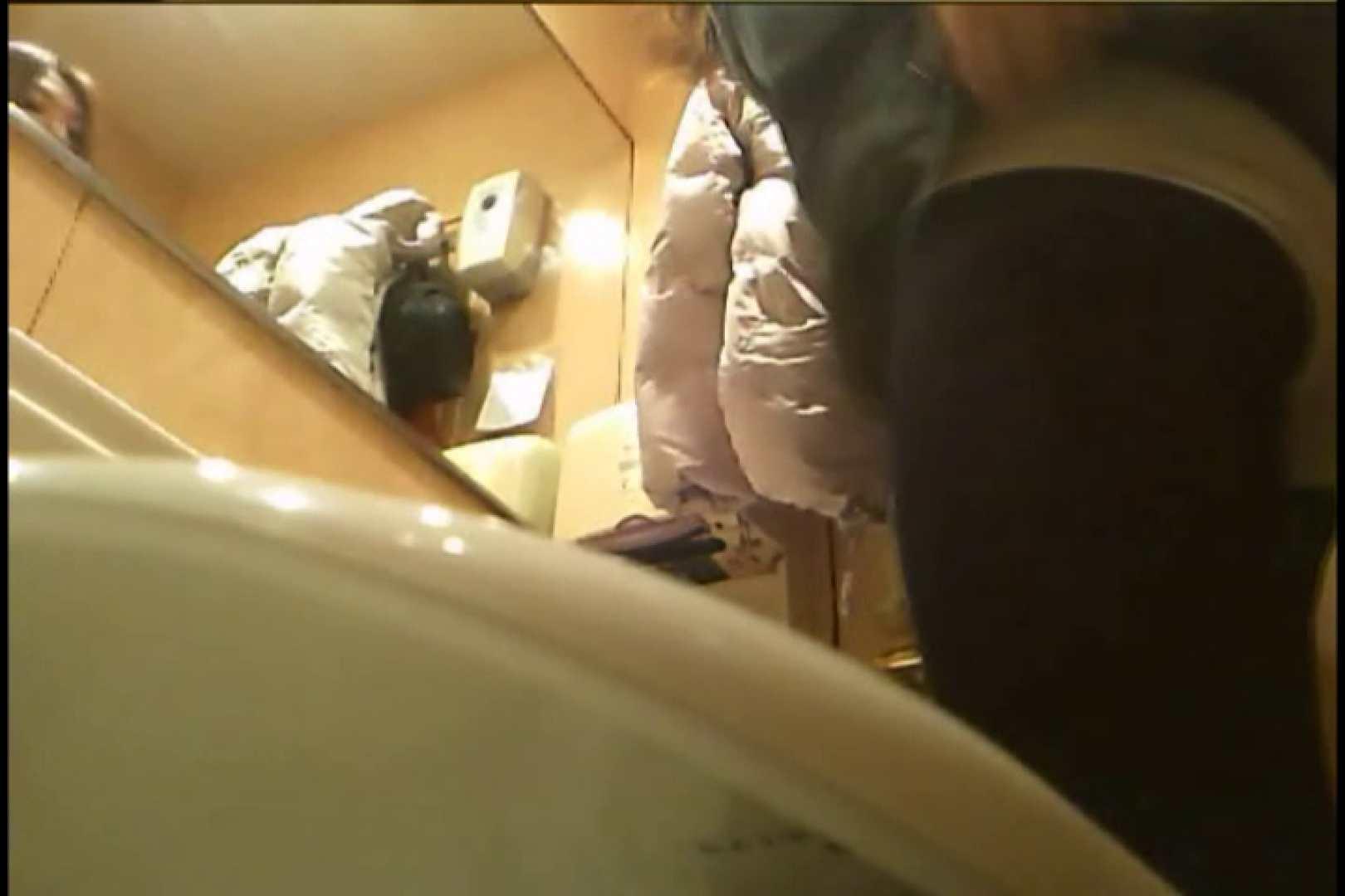 突撃!女子化粧室の真実vol.02 OLのエロ生活 セックス画像 73連発 66