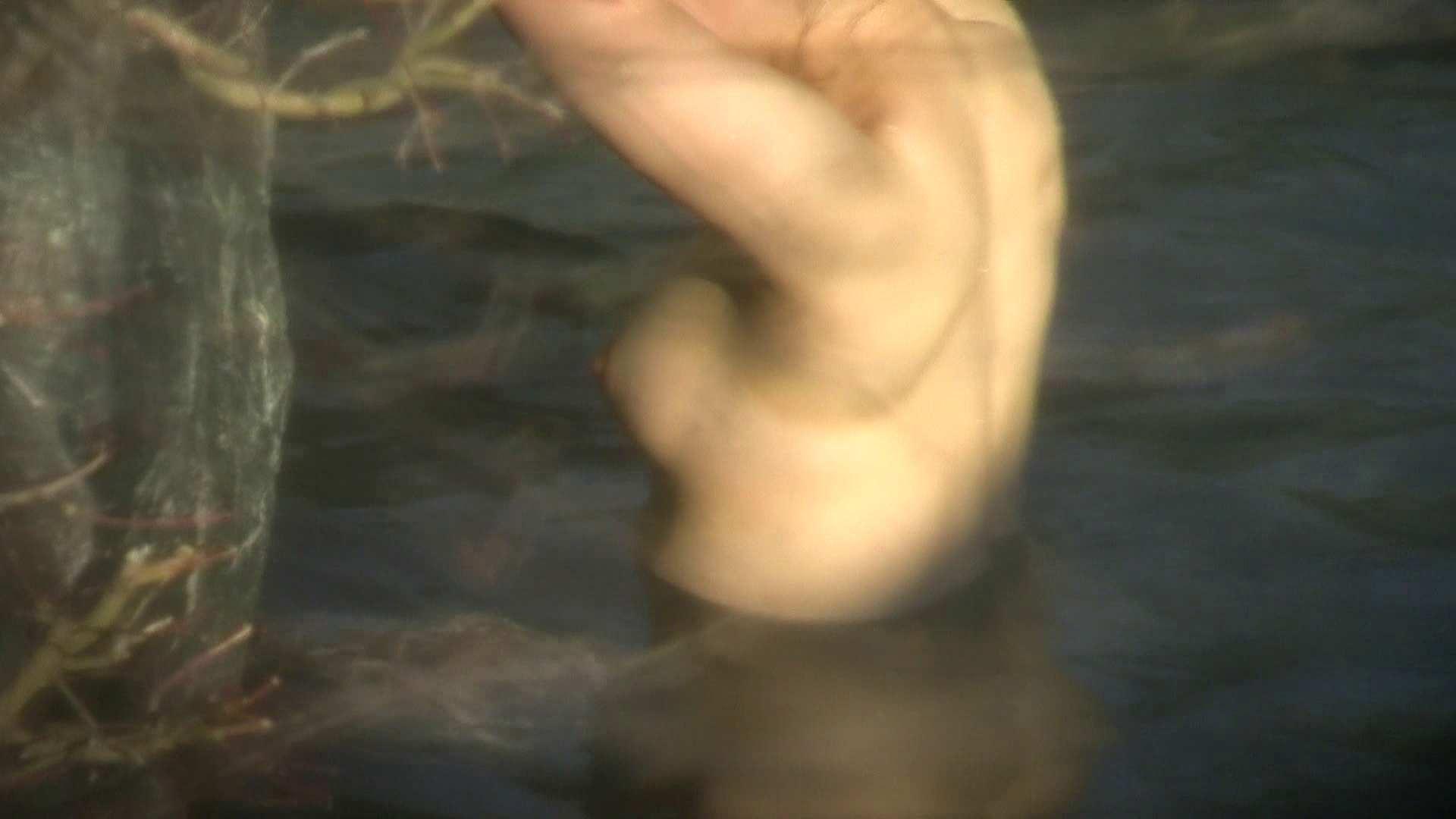 高画質露天女風呂観察 vol.005 ギャル入浴 のぞき動画画像 54連発 39