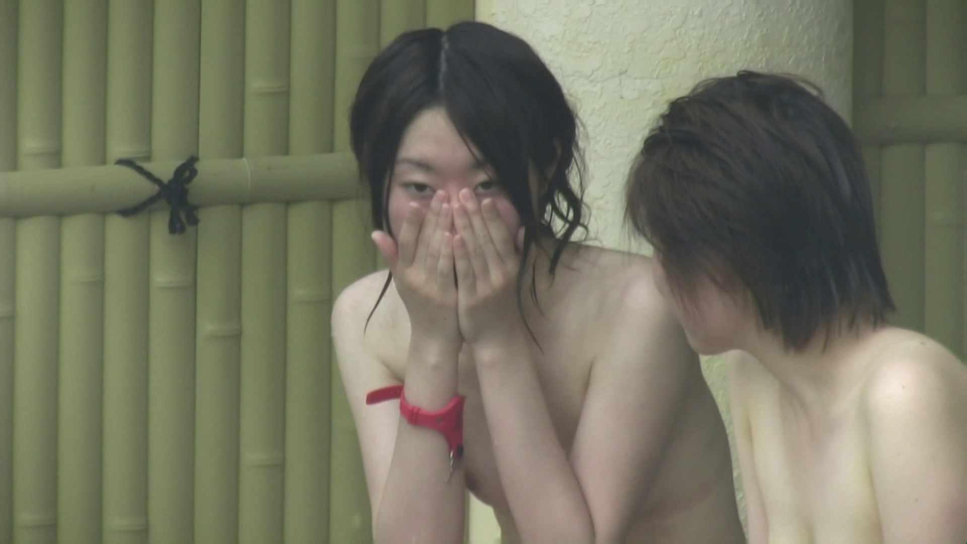 高画質露天女風呂観察 vol.025 ギャル入浴 | 乙女  81連発 15