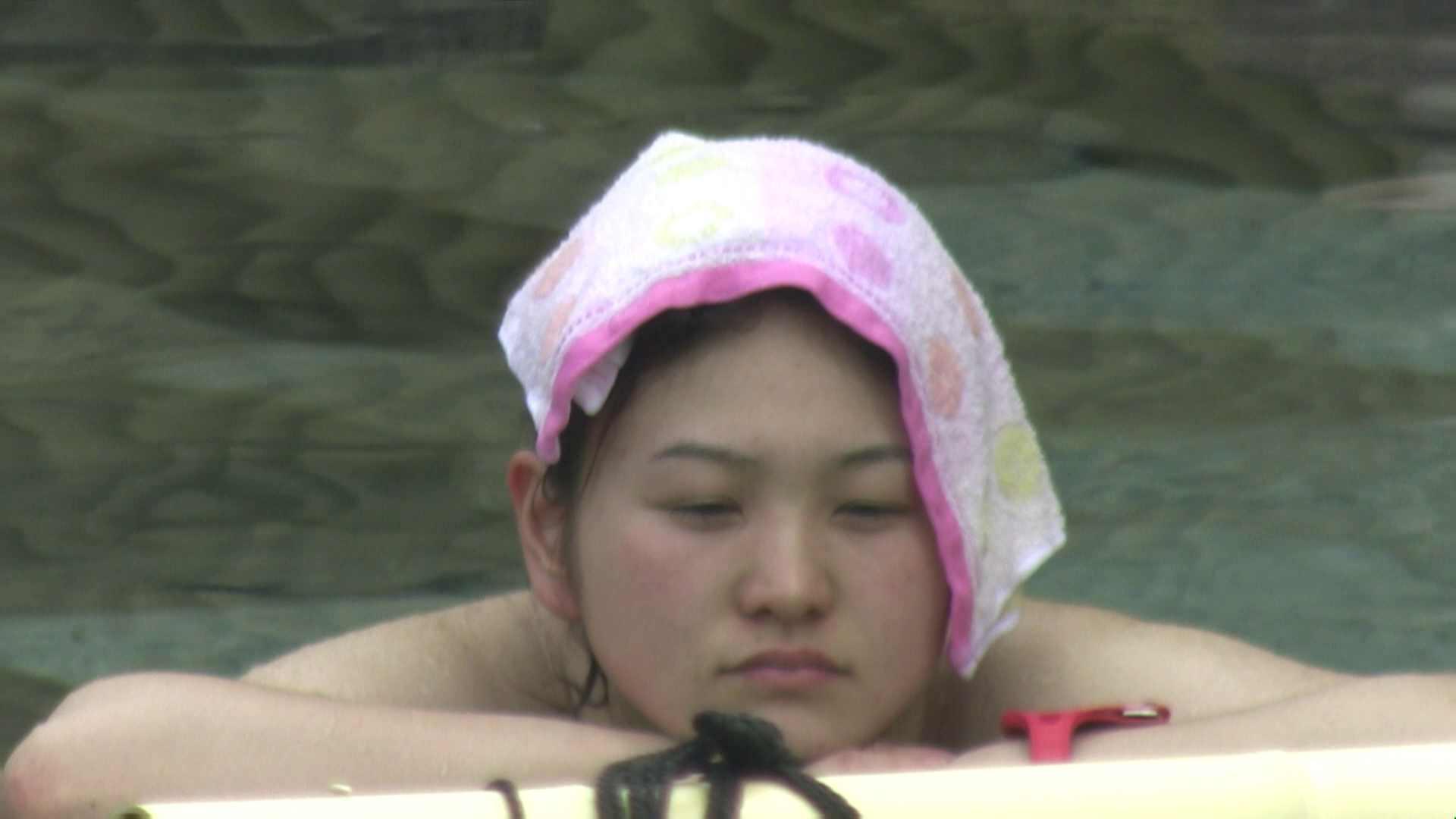 高画質露天女風呂観察 vol.026 乙女 | 望遠  84連発 8